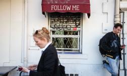 Follow me ©DR