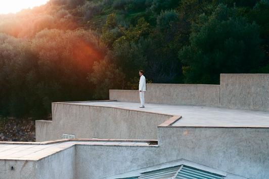 Villa Noailles 2003 © Cécile Bortoletti