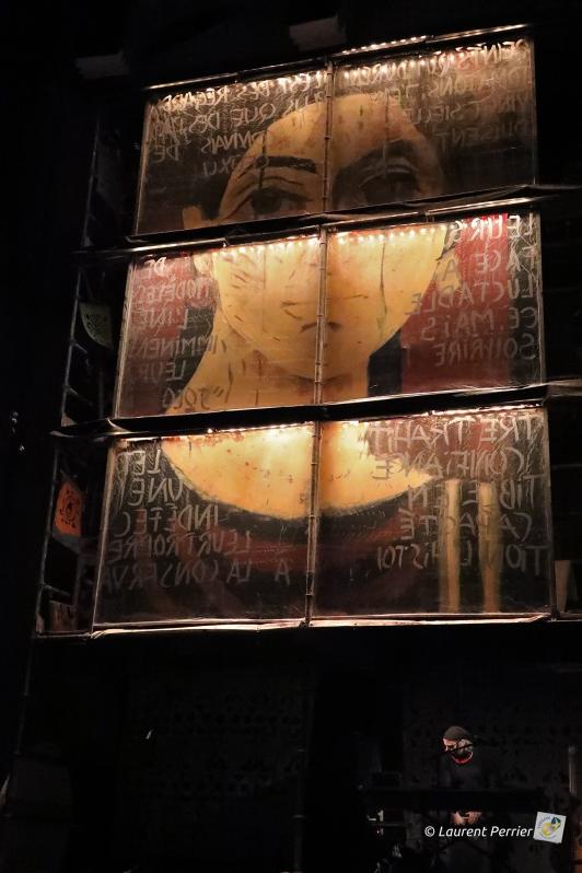 La Tortue de Gauguin place de l'Equerre a enchanté les nombreux spectateurs