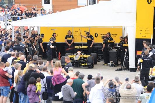 Les avant-premières du Grand Prix de France à Toulon