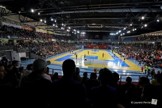 Palais des sports © Laurent Perrier ville de Toulon