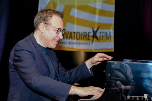 Jean-François Zygel - Conférence presse - Conservatoire TPM