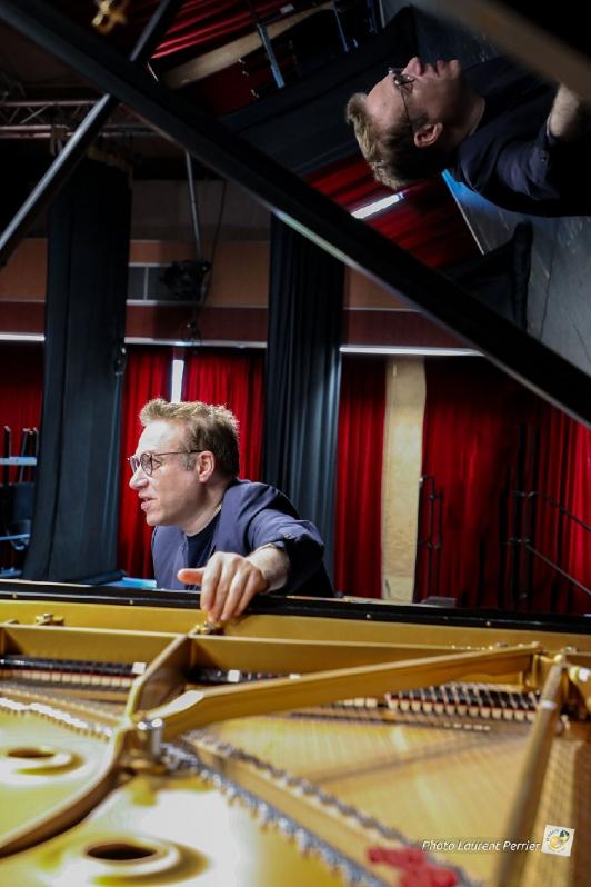 Jean-François Zygel, maître de l'improvisation