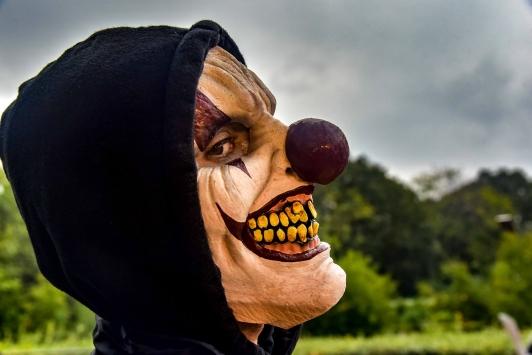 Halloween - Jardin remarquable de Baudouvin