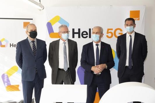Déploiement de la 5G par Orange