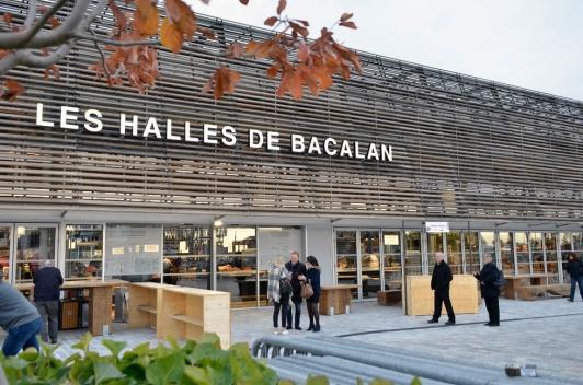Halles réalisées par Biltoki