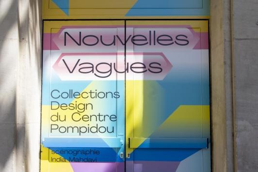 """Expo Pompidou """"Nouvelles Vagues"""" au Cercle naval"""
