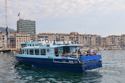 Transport en commun maritime