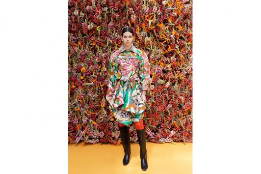 Lauréate Mode, Adeline Rappaz (c) Emile Kirsch