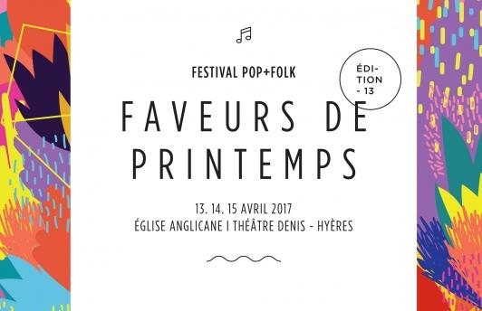Festival Faveurs de Printemps 2017