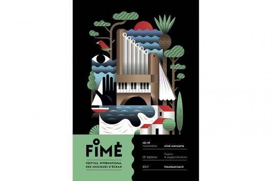 Affiche FIMé #13