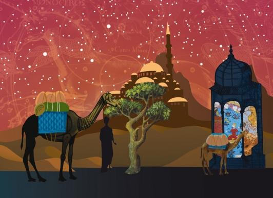Un beau Matin, Aladin © Joseph Sodomka2