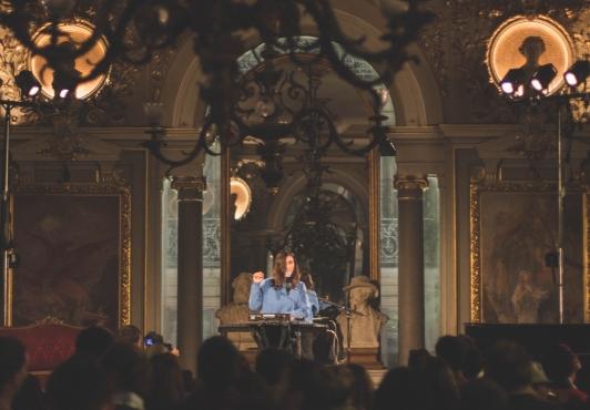 Andrea Balency, MIDI Festival Toulon