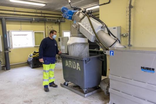 Agent - assainissement - ARDA