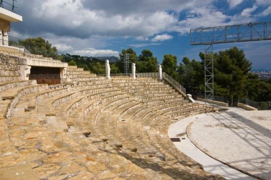 Amphithéâtre Châteauvallon