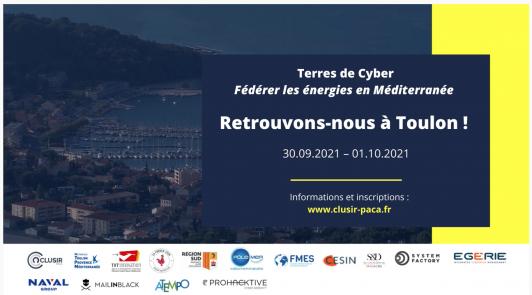 Terres de Cyber : Fédérer les énergies en Méditerranée