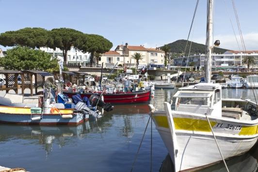 Carqueiranne - Port de pêche