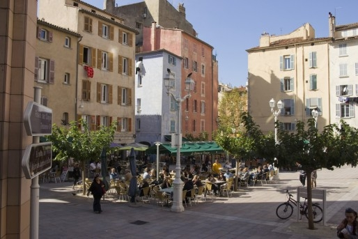Toulon - centre-ville