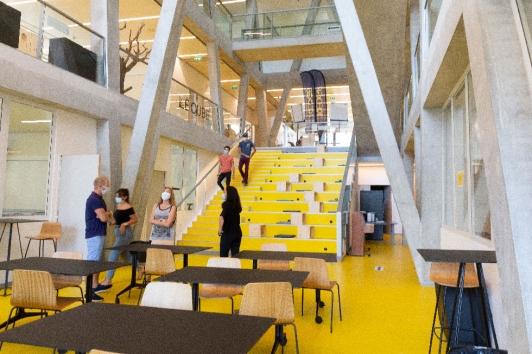 La Maison de la Créativité à Chalucet