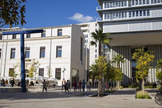 Portes ouvertes écoles quartier Chalucet