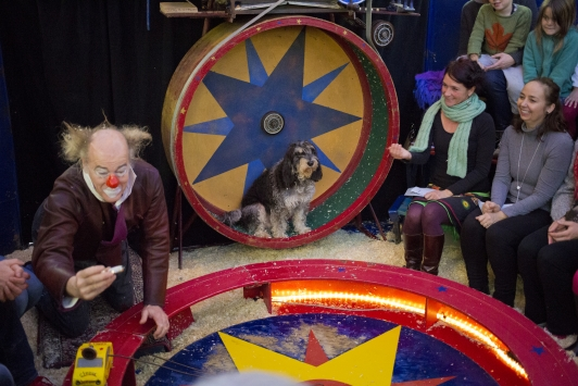 Clowns not Dead- Cirque
