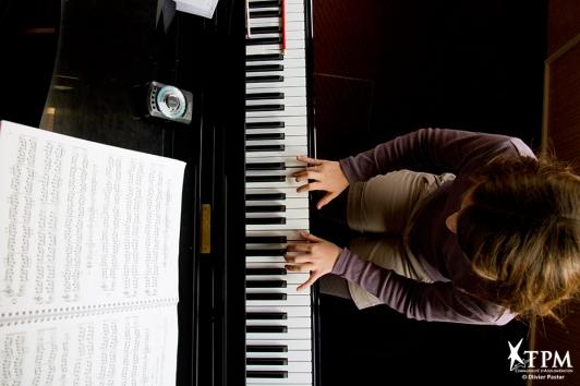 Conservatoire TPM, piano