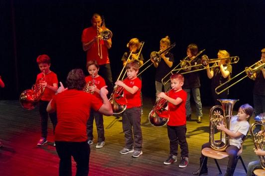 L'orchestre à l'école - Conservatoire de Toulon Provence Méditerranée