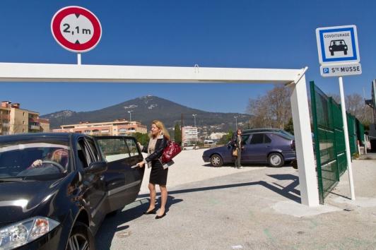 Parking covoiture Sainte-Musse