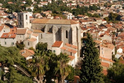 Hyères - La Collégiale Saint-Paul