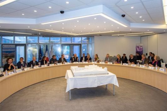 Conférence de presse Camondo Méditerranée