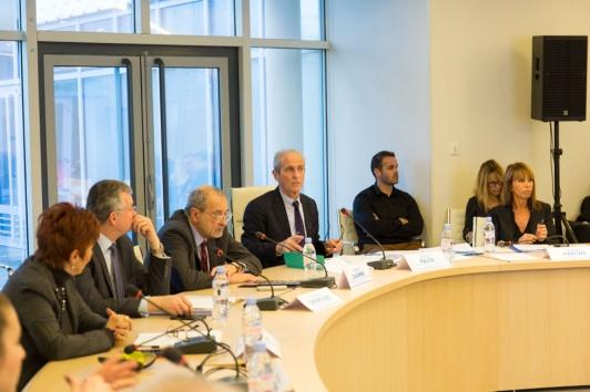 Conférence de presse du 4 décembre