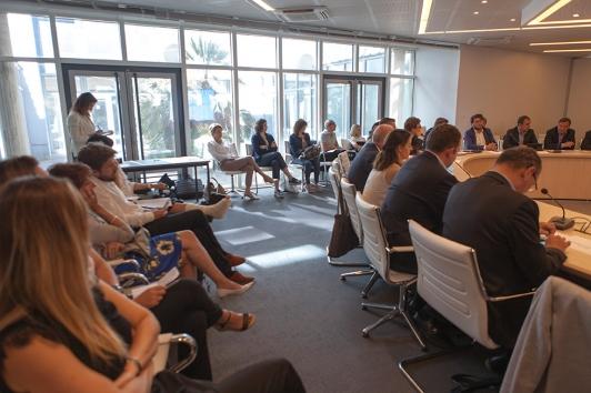 Conseil de Développement TPM, séance d'installation
