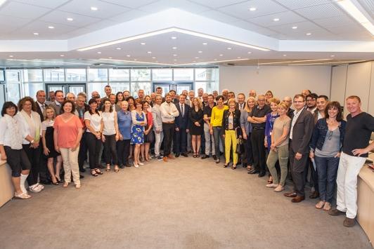 Conseil de Développement TPM - Assemblée d'installation 13 juin 2016