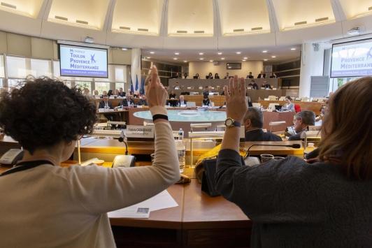 DOB - Conseil Métropolitain du 13 novembre 2019