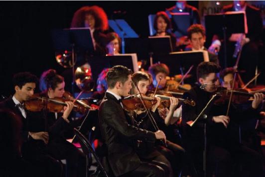 Conservatoire Orchestre TPM