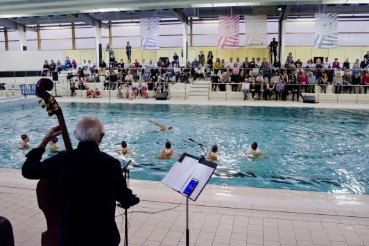 Conservatoire TPM - Plouf ! - Piscine du Port Marchand