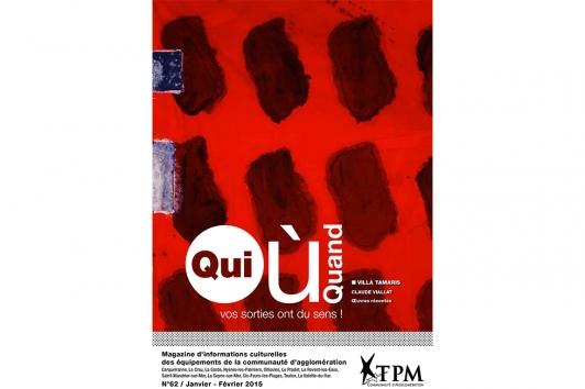 Couverture OùQuiQuand N°62