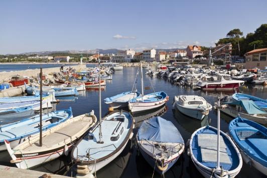 La Seyne - Port de Saint-Elme