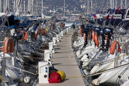 Saint-Mandrier - Port de Pin Rolland