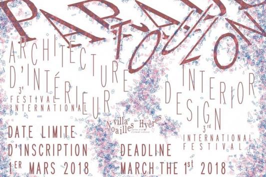 appel à candidature Design parade Toulon 2018