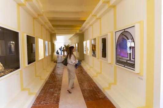 Exposition collective Prix Visual à l'Evêché