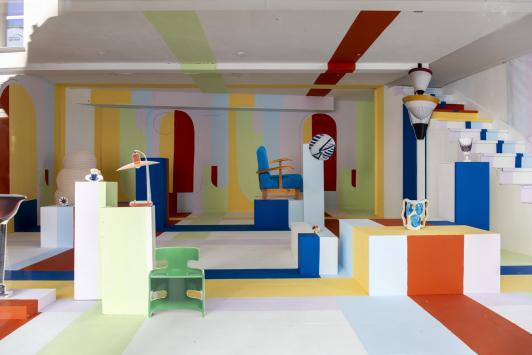 Exposition Ecole Camondo - Monique Boutique