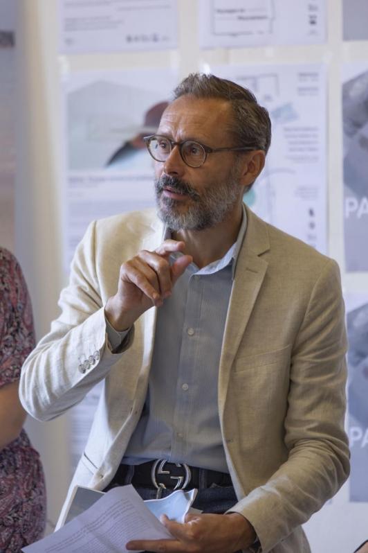 Jean Marc AVRILLA, Directeur de l'ESADTPM