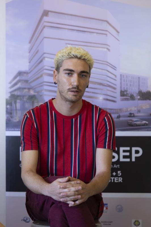 Théo Martin - diplômé 2019