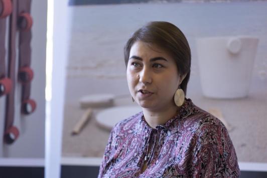 Pauline Testi - diplômé 2019