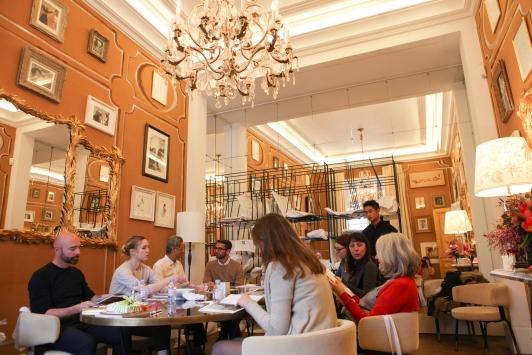 Sélection Mode, membres du jury, Maison Schiaparelli
