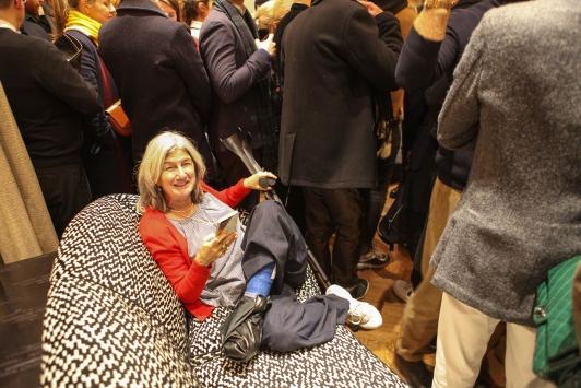 Sophie Fontanel, Ecrivain et journaliste, membre du jury Mode