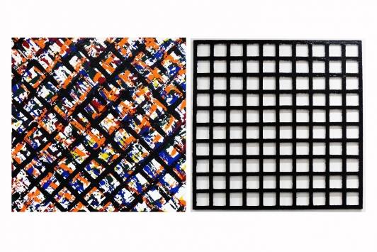 Exposition Carte blanche PLAC ©florian Bruno, empreintes