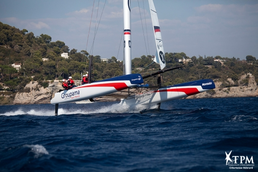 AC45 Groupama Team France