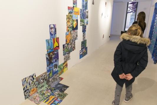 Exposition collective « Hydrogynesis, la mythologie marine et l'esthétique sous-marine »
